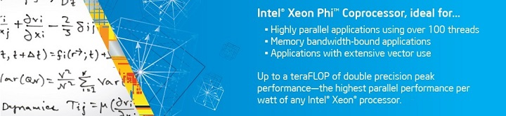 Intel® Xeon Phi™ Solution