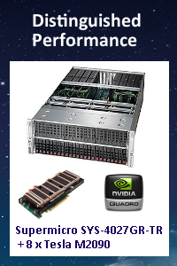 Distinguished Performance GPU Solution for Defense & Intelligence