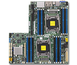 Supermicro MBD-X10DRW-iT