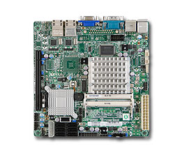 Supermicro MBD-X7SPA-H-D525