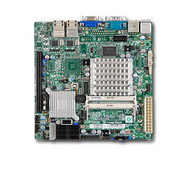 Supermicro MBD-X7SPA-H