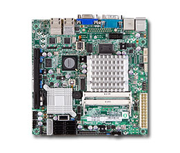 Supermicro MBD-X7SPA-HF-D525
