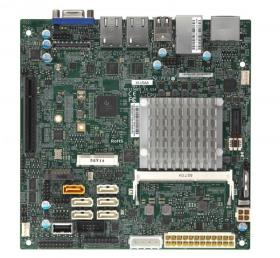 Supermicro X11SAA Motherboard Pentium N4200 Embedded DDR3L