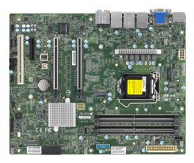 Supermicro MBD-X12SCA-F