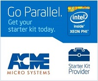 Intel Xeon Phi Starter Kit Program - Power your parallel computing demands