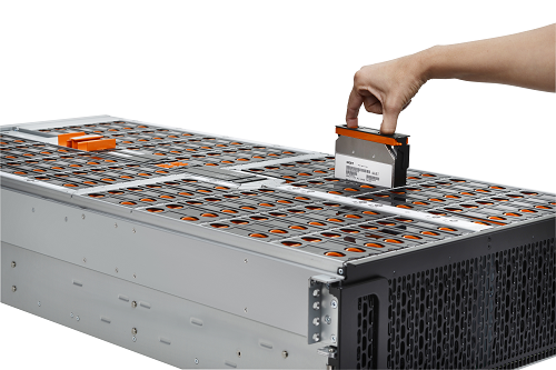 high density storage server solution