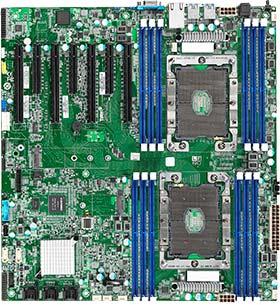 Tyan S7100GM2NR Motherboard DP Xeon LGA3647 Socket... | Acmemicro