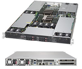 Supermicro SYS-1028GR-TR